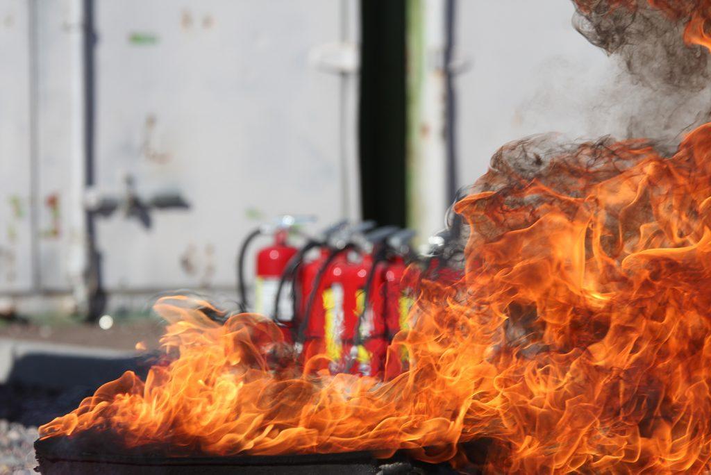 Ändring i lagen om brandfarliga och explosiva varor